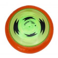 Frisbee 18 cm : Rouge et Vert