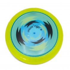 Frisbee 18 cm : Vert et bleu