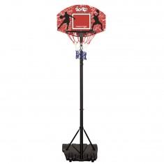 Panier de basket 240 cm