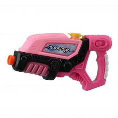 Pistolet à eau rose