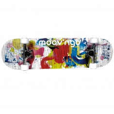 Skate multicolore 78 cm
