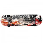 Skate Orange et Gris 78 cm