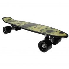 Skate Vintage motif camouflage