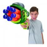 Pistolet 6 fléchettes