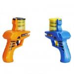 Pistolets à disques : Disc shot gun