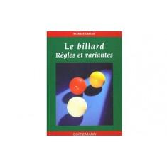 Livre : Billard : Règles et variantes