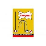 Livre : Le Croquet