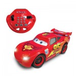 Voiture radiocommandée Cars U-Command : Flash McQueen