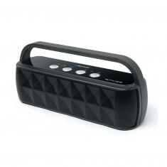 Enceinte noire Bluetooth