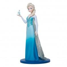 Figurine de collection La Reine des Neiges (Frozen) : Elsa