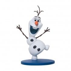 Figurine de collection La Reine des Neiges (Frozen) : Olaf