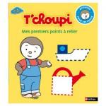Cahier d'activités T'choupi : Mes premiers points à relier