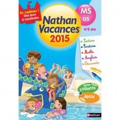 Cahier de vacances Maternelle : De la MS vers la GS