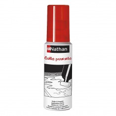 Colle puzzle Nathan : Flacon 100 ml