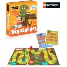 Jeu de questions réponses : Dinosaures