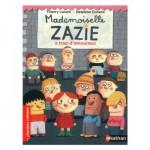 Livre : Mademoiselle Zazie a trop d'amoureux