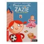 Livre : Mademoiselle Zazie et la robe de Max