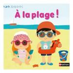 Livre Kididoc : A la plage !