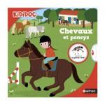 Livre Kididoc : Chevaux et Poneys