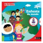 Livre Kididoc : Enfants du monde