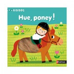 Livre Kididoc : Hue, poney !