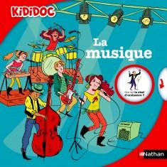 Livre Kididoc : La musique