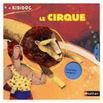 Livre Kididoc : Le cirque