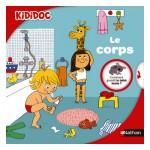 Livre Kididoc : Le corps