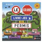 Livre kididoc : Le grand livre-jeu du permis