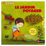Livre Kididoc : Le jardin potager