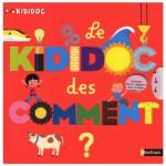 Livre Kididoc : Le Kididoc des comment ?
