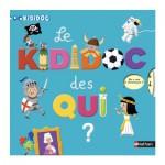Livre Kididoc : Le Kididoc des Qui ?