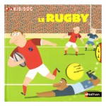 Livre Kididoc : Le rugby
