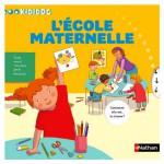 Livre Kididoc : L'école maternelle
