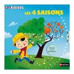 Livre Kididoc : Les 4 saisons