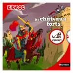 Livre Kididoc : Les châteaux forts