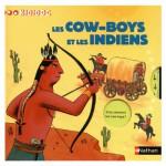Livre Kididoc : Les cow-boys et les indiens
