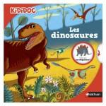 Livre Kididoc : Les dinosaures
