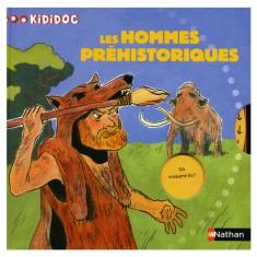 Livre Kididoc : Les hommes préhistoriques