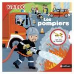 Livre Kididoc : Les pompiers