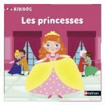 Livre Kididoc : Les princesses