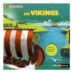 Livre Kididoc : Les vikings