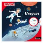 Livre Kididoc : L'espace