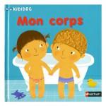 Livre Kididoc : Mon corps