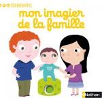 Livre Kididoc : Mon imagier de la famille