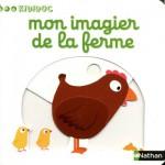 Livre Kididoc : Mon imagier de la ferme