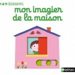 Livre Kididoc : Mon imagier de la maison