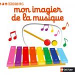 Livre Kididoc : Mon imagier de la musique