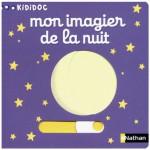 Livre Kididoc : Mon imagier de la nuit
