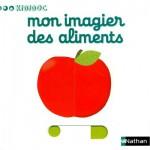 Livre Kididoc : Mon imagier des aliments